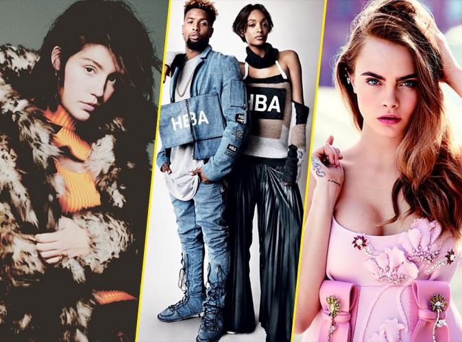 Photos : Adèle Exarchopoulos, Jourdan Dunn, Cara Delevingne... : toutes dans le Vogue US de la rentrée !