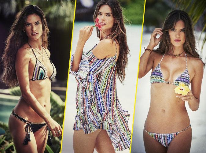 Alessandra Ambrosio a trouvé la solution pour passer un hiver très hot !