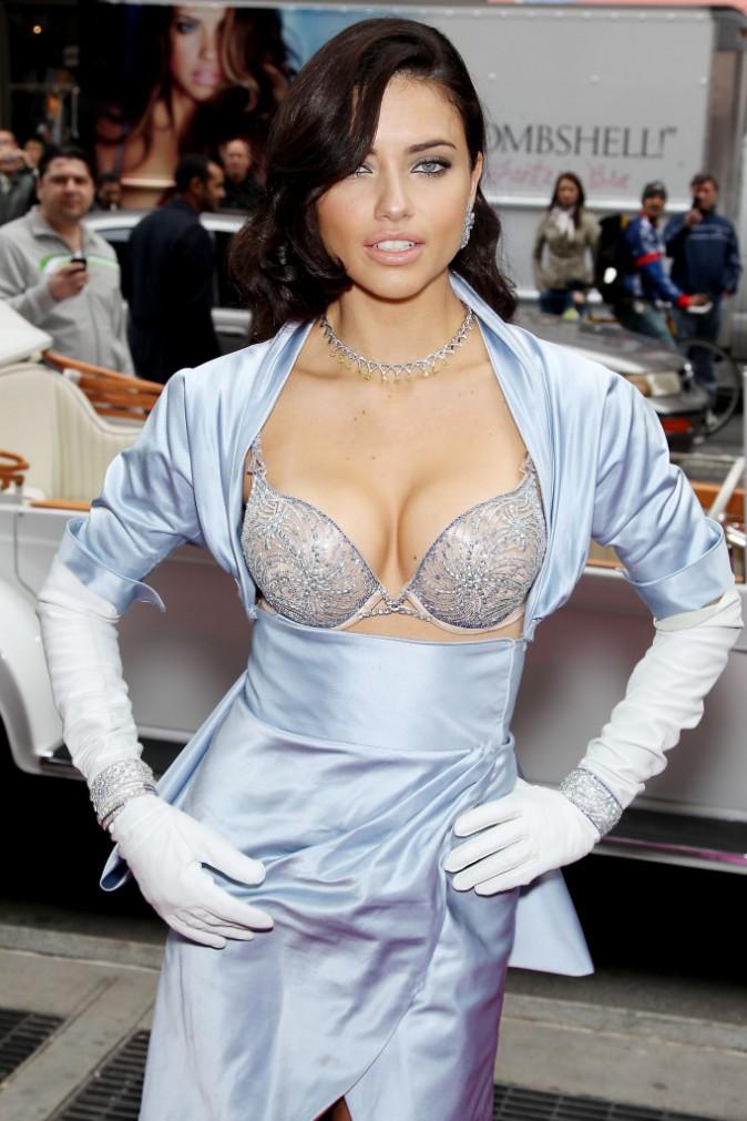 Adriana Lima et le Fantasy Bra de 2010