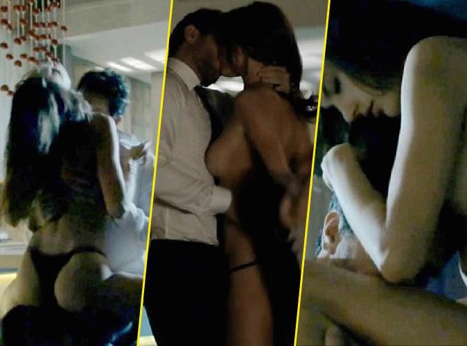 Photos : Alessandra Ambrosio, nue et ultra hot, elle fait ses débuts à la télé brésilienne !
