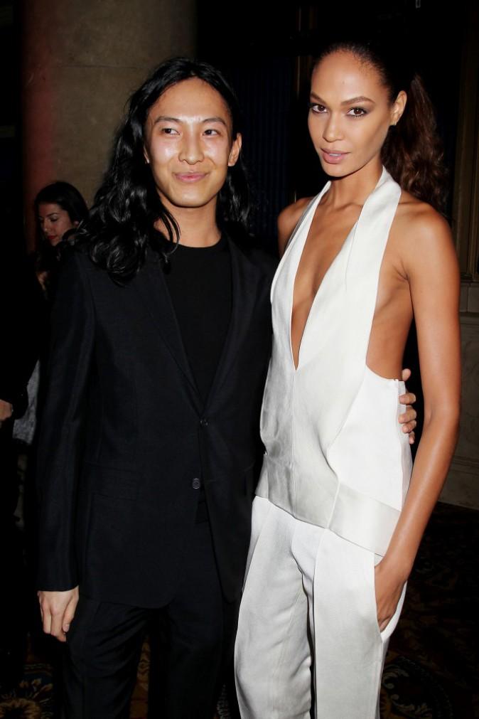 Alexander Wang et Joan Smalls