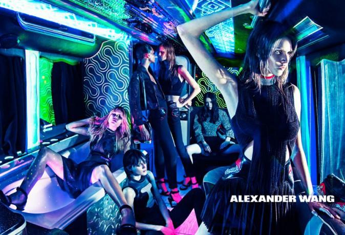 Collection printemps-été 2015 Alexander Wang