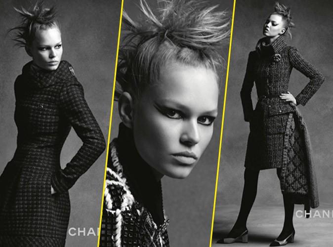 Photos : Anna Ewers et Lindsey Wixson : à la tête de la nouvelle campagne Chanel !