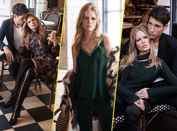 Photos : Anna Ewers : le reste de sa campagne avec H&M enfin là !