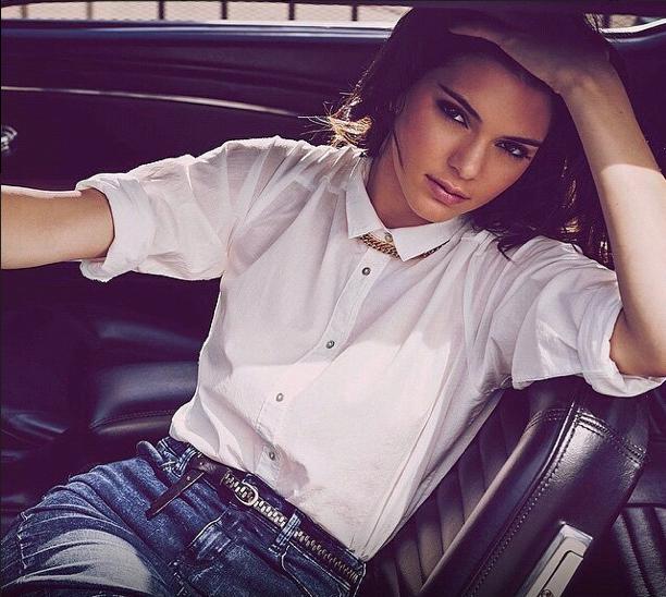 Après Cara Delevingne et Zac Efron, Kendall Jenner devient le nouveau visage de Penshoppe !