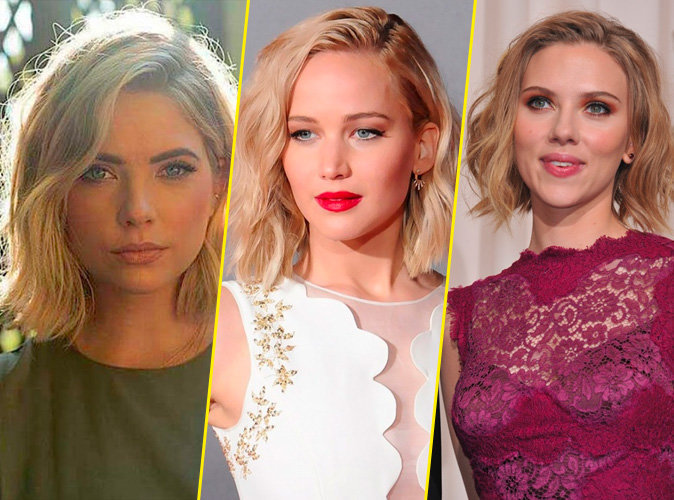 Photos : Ashley Benson, Jennifer Lawrence, Scarlett Johansson : ces célébrités sublimées par le wavy short hair !