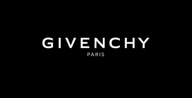 Le dernier teaser de Givenchy
