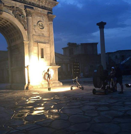 Holidays 2015 à Rome
