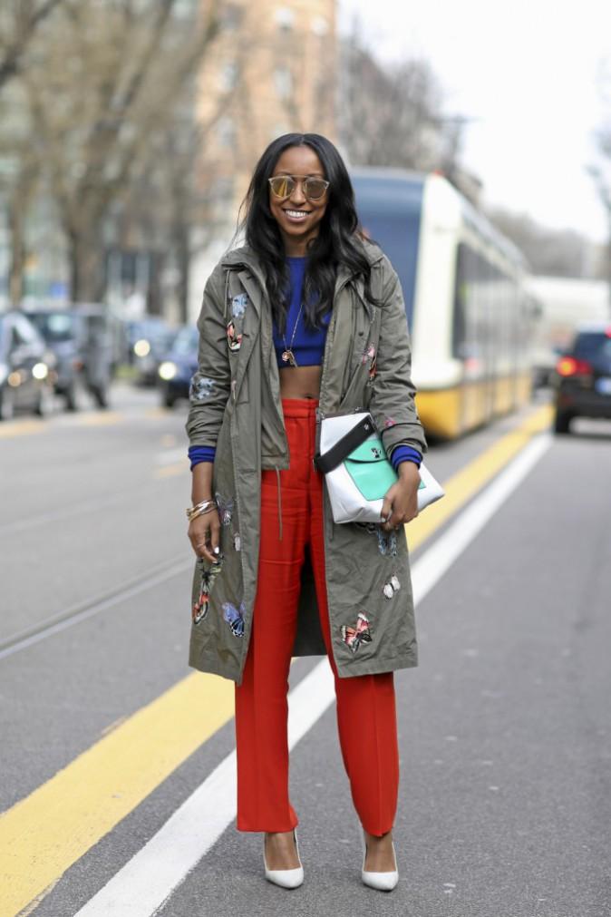 Le sac color block avec Shiona Turini