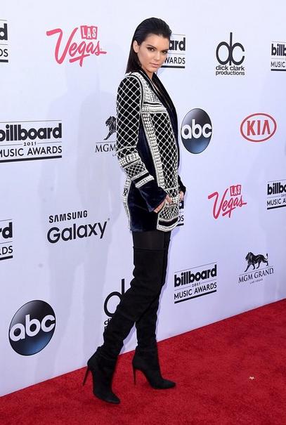 Kendall Jenner lors des Billboard Music Awards 2015 à Las Vegas