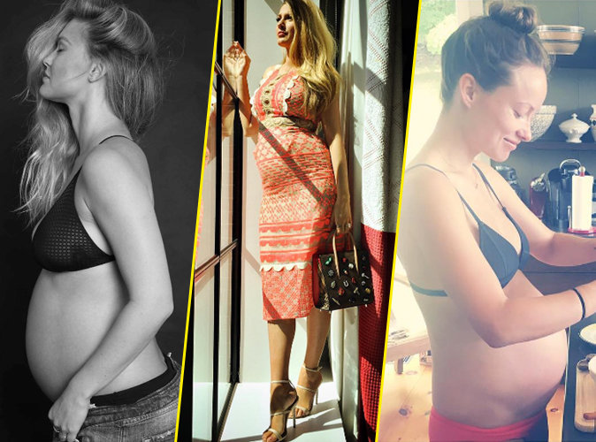 Photos : Bar Refaeli, Blake Lively, Olivia Wilde... Enceinte ? Prenez soin de son corps pour rayonner comme les stars !