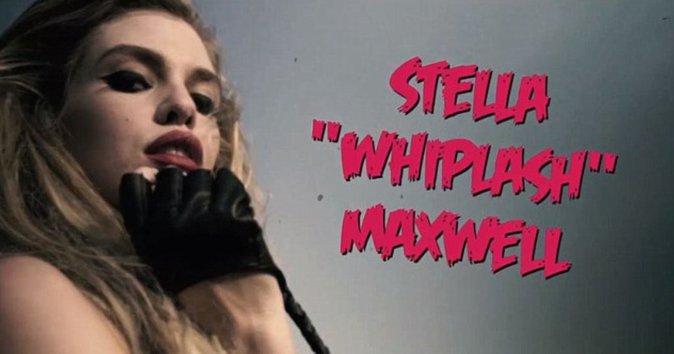 Stella Maxwell
