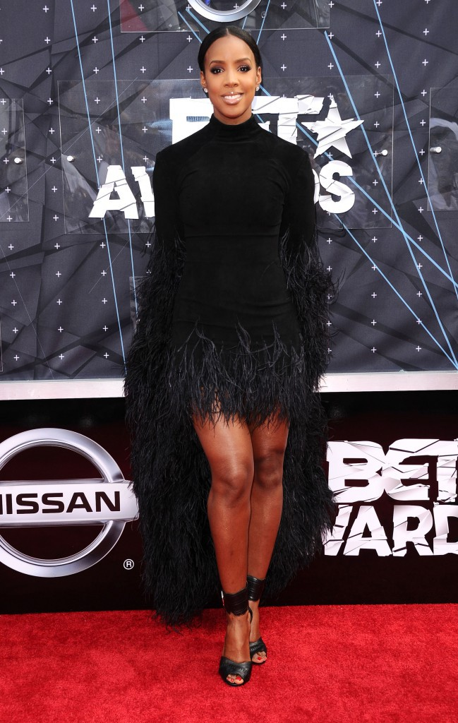 Kelly Rowland le 28 juin 2015