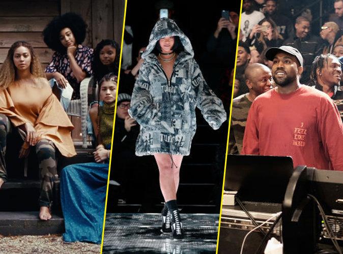 Beyoncé, Kanye West, Rihanna... Les 13 meilleurs moments où la mode a rencontré la pop-culture en 2016 !
