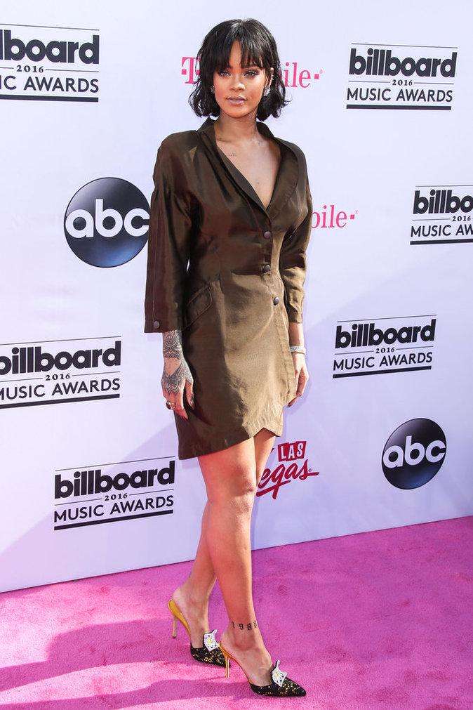 Rihanna en Thierry Mugler