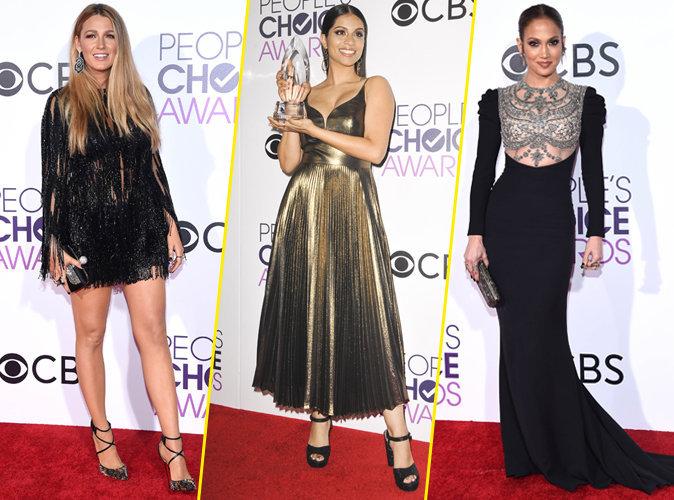Blake Lively, Lilly Singh, Jennifer Lopez... Découvrez les plus beaux looks des People's Choice Awards !