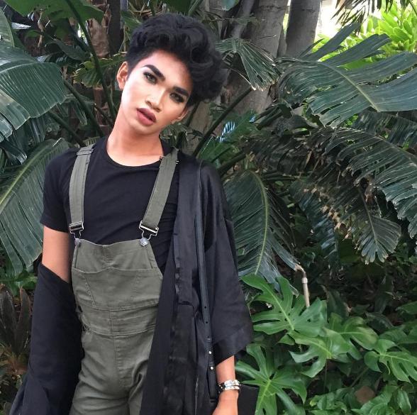 Photos : Bretman Rock : le nouveau prodige déjanté du make-up est... Un garçon !