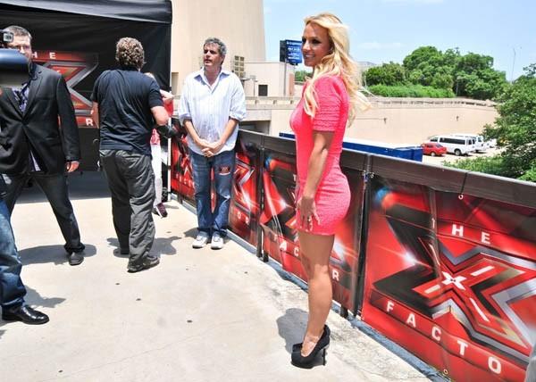 Britney Spears en Brian Lichtenberg