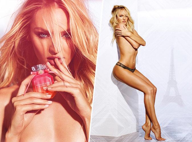 Candice Swanepoel : sulfureuse, la jeune maman revient en force pour Victoria's Secret !