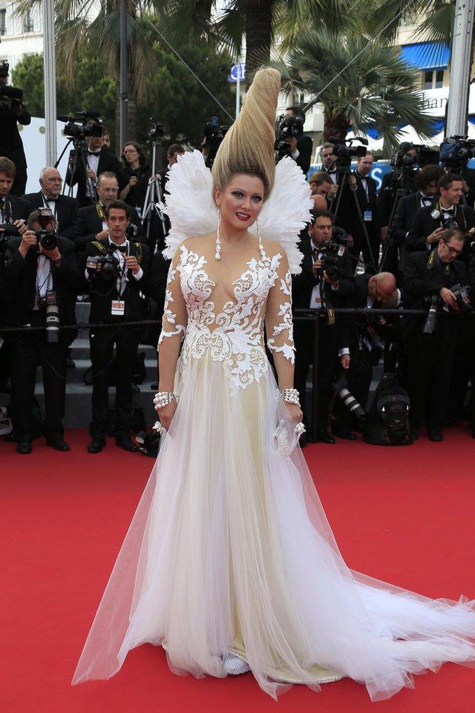 Elena Lenina au Festival de Cannes 2015