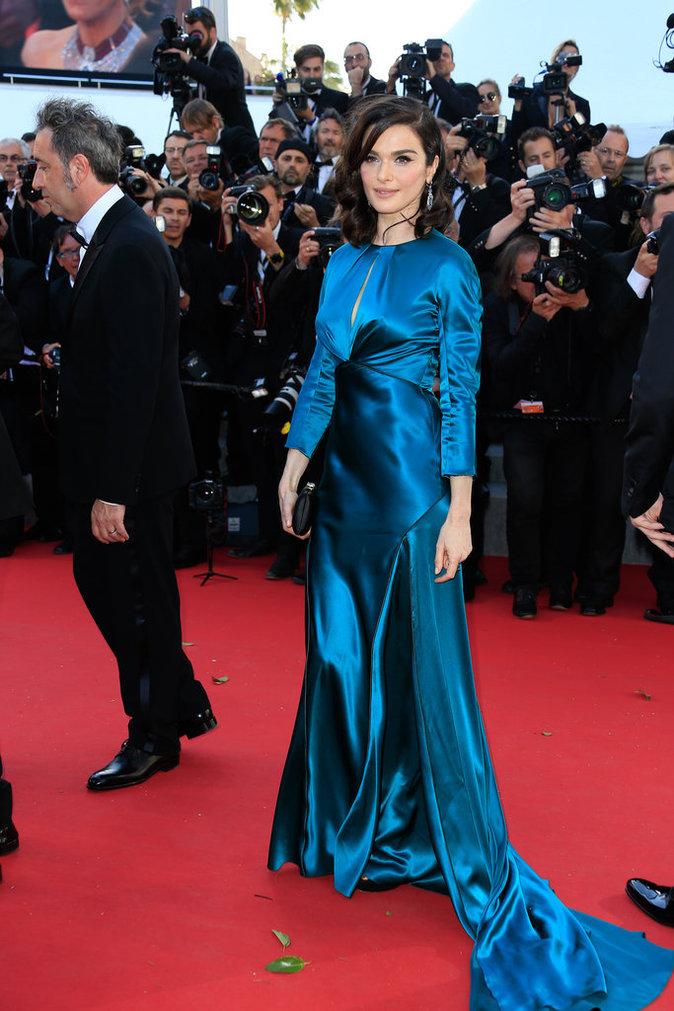 Rachel Weisz au Festival de Cannes 2015