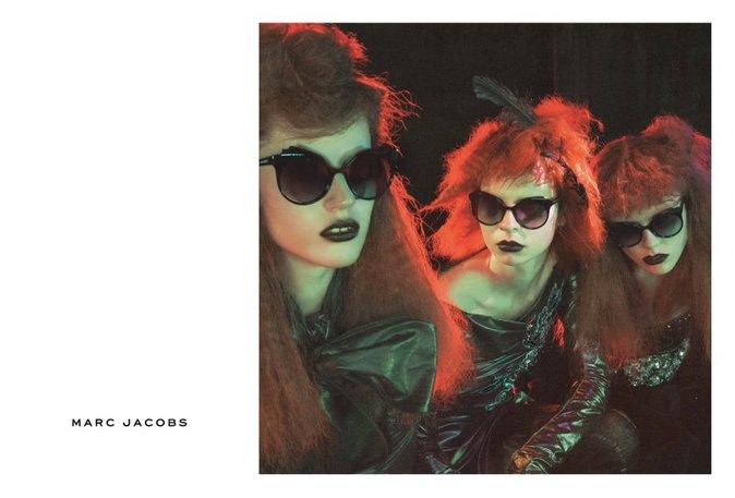 Nouvelle campagne Marc Jacobs