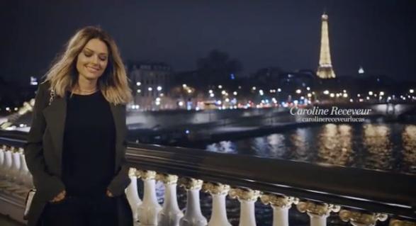 Photos : Caroline Receveur : elle dévoile enfin sa campagne vidéo pour Liu Jo !