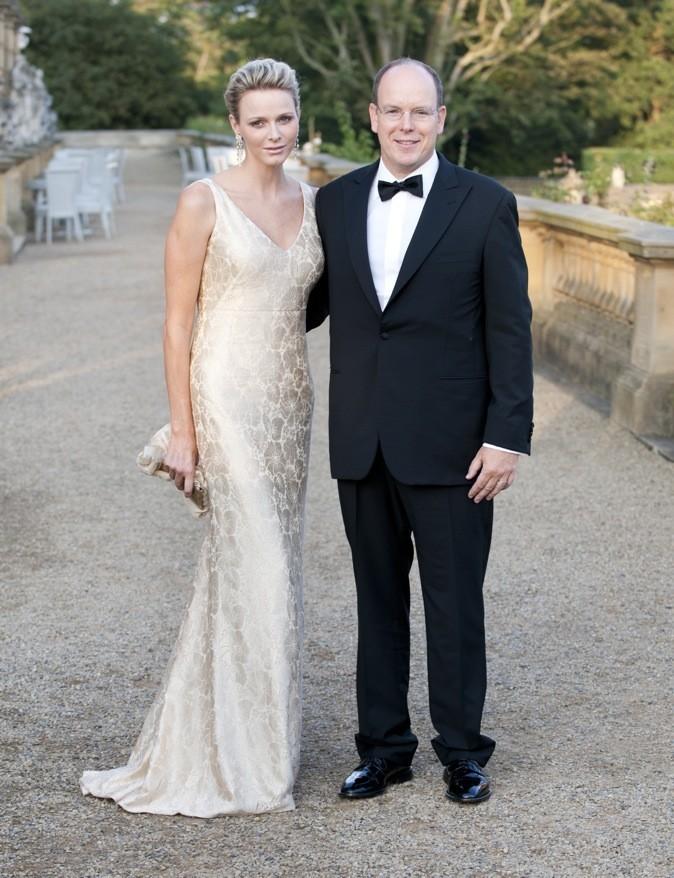 Petite pose glamour pour les amoureux de Monaco !