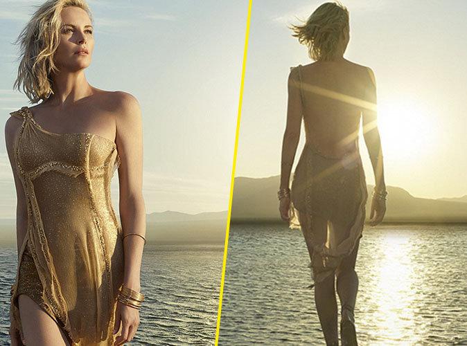 Photos nues de Charlize Theron