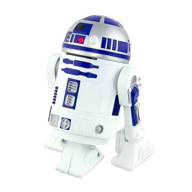 Aspirateur de bureau R2-D2, place-a.com. 21,50 €.