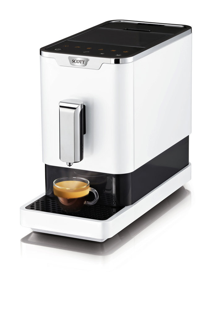 Machine à café Slimissimo, Scott. 399 €.
