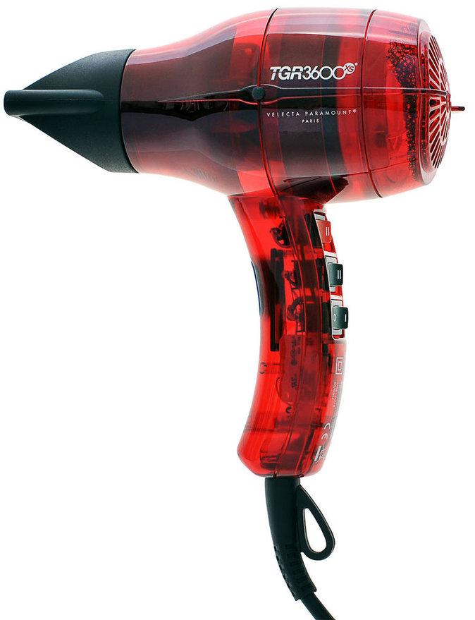 Mini sèche-cheveux TGR3600, Velecta Paramount. 110 €.