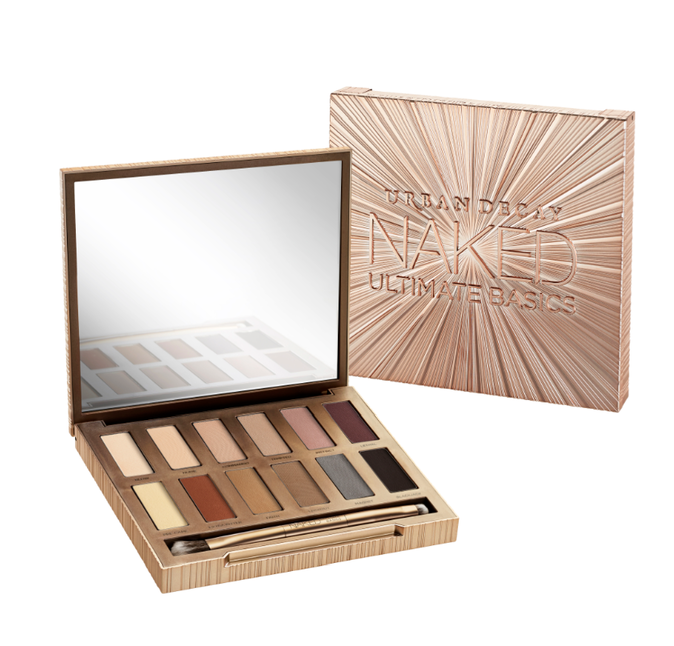 Palette Naked Ultimate Basics, Urban Decay. 52 €.