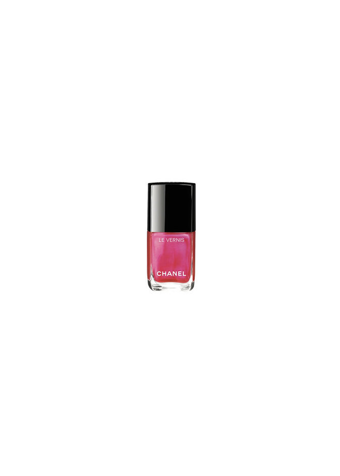 Vernis Longue Tenue Hyperrose Glass, Chanel. 25 €.