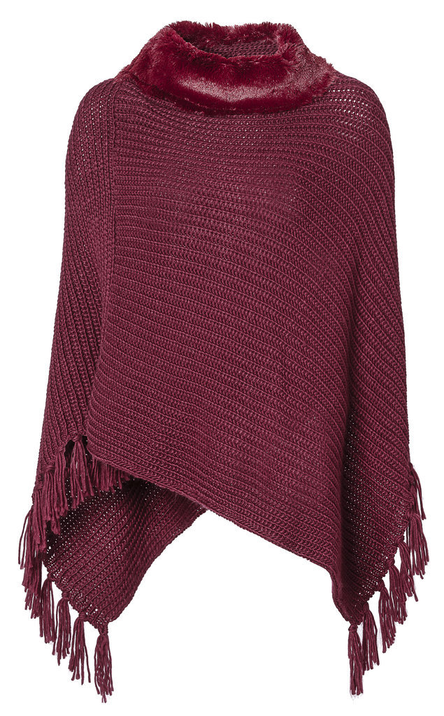 Poncho : Clockhouse by C&A - 23€