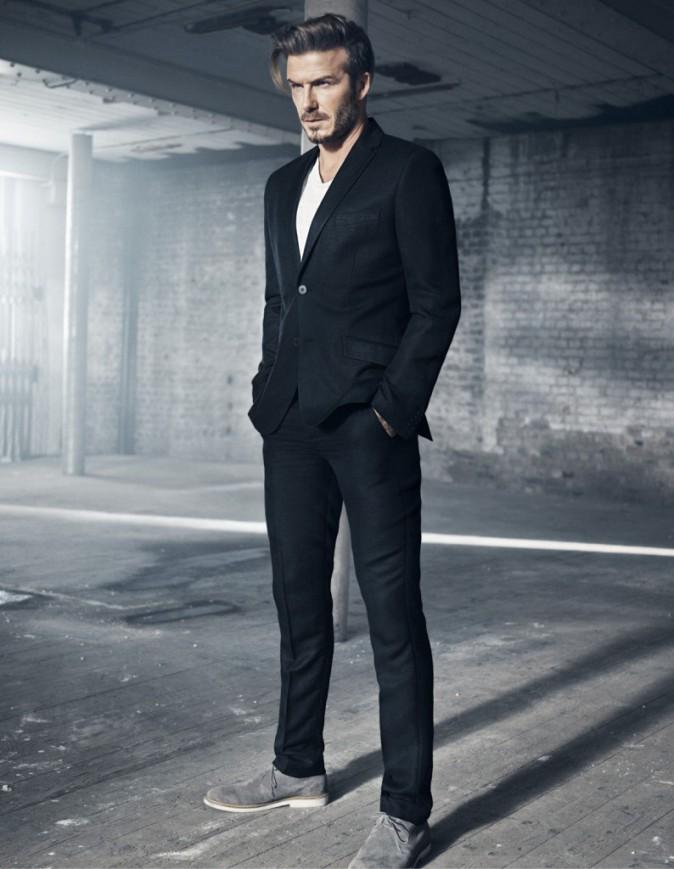 Photos : David Beckham : plus hot que jamais dans la campagne de sa nouvelle collection H&M !