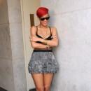 La belle Rihanna !