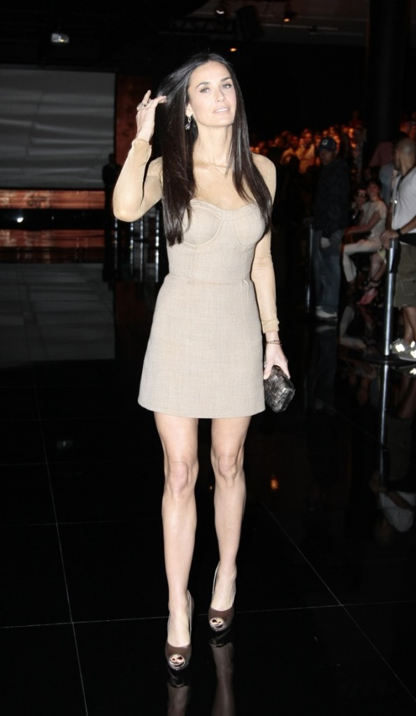 La jolie Demi Moore !