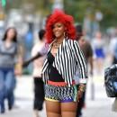 Rihanna a le style dans la peau !
