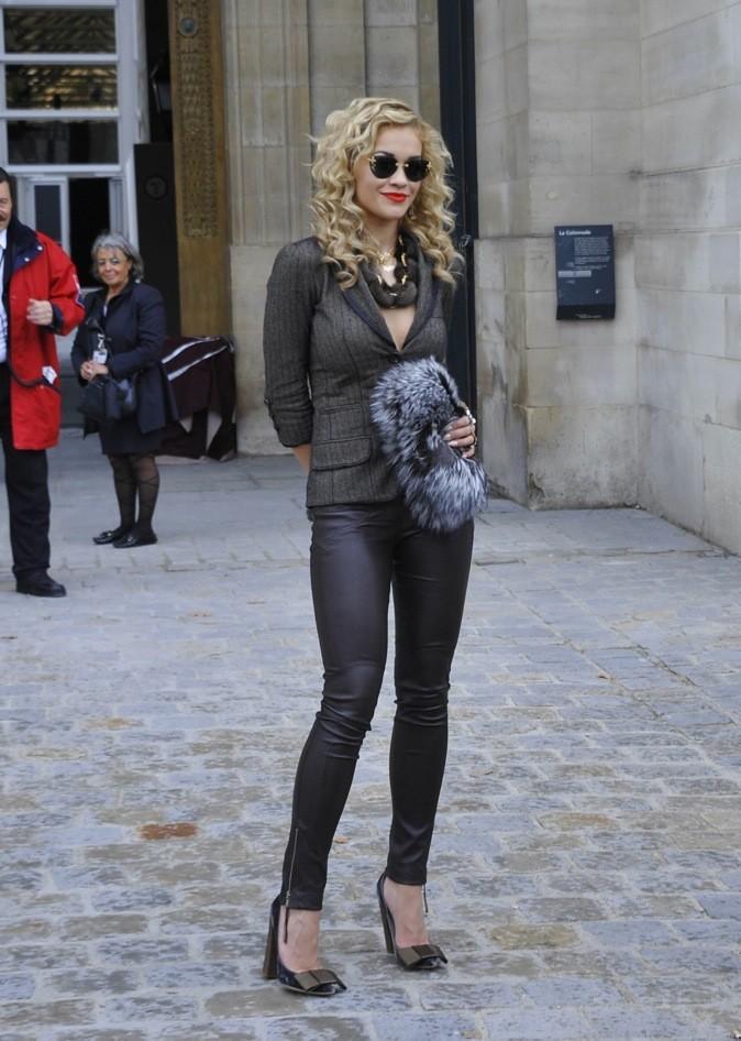 Rita Ora, la femme fatale !