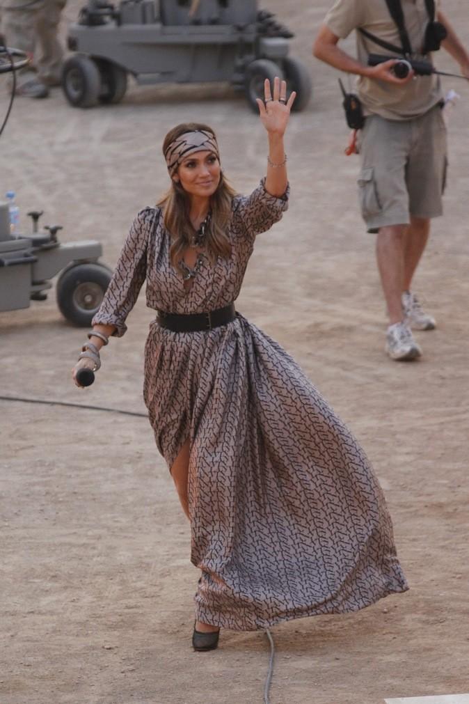 En mode hippie chic !
