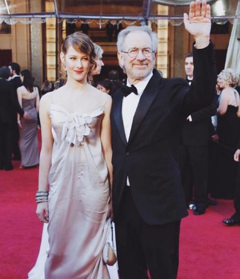 Destry Spielberg est la plus jeune fille du réalisateur et producteur Steven Spielberg