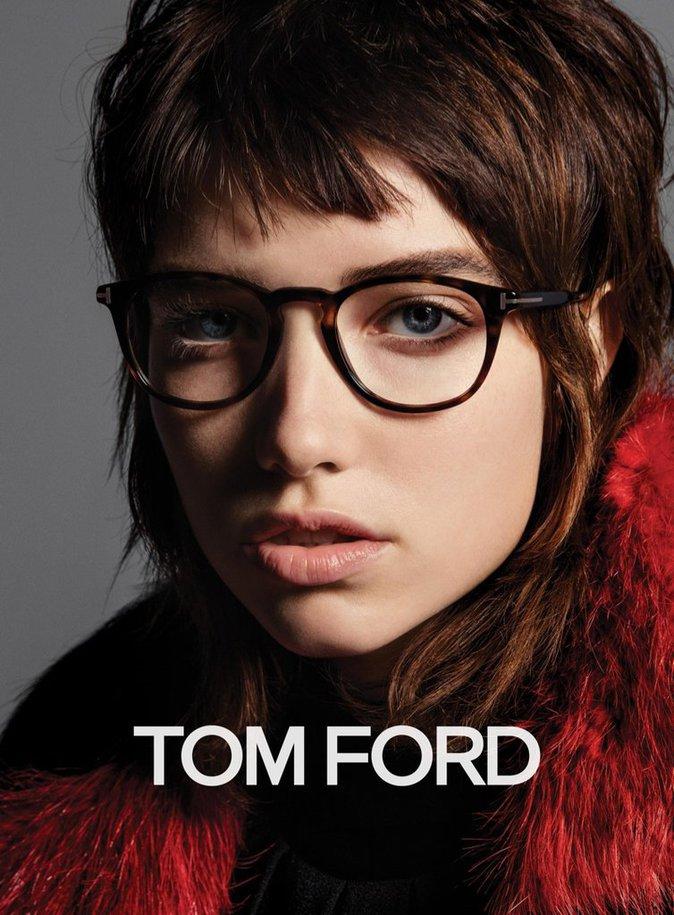 Photos : Deux femmes s'embrassent pour la nouvelle campagne Tom Ford !