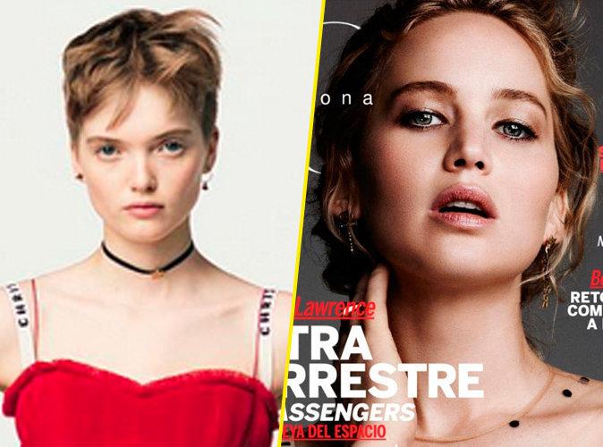 Dior sublime les femmes féministes, et commence par Jennifer Lawrence !