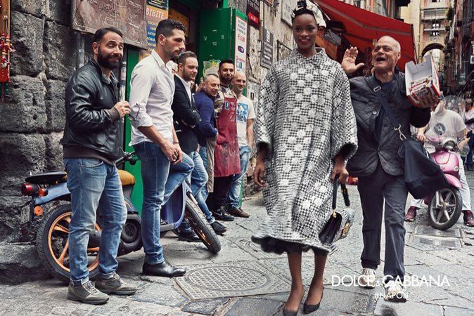 Nouvelle campagne automne-hiver 2016 Dolce and Gabbana