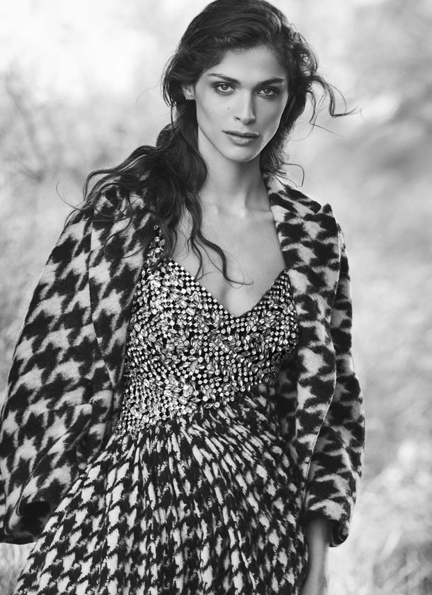 Photos : Elisa Sednaoui : égérie captivante pour Ermanno ...