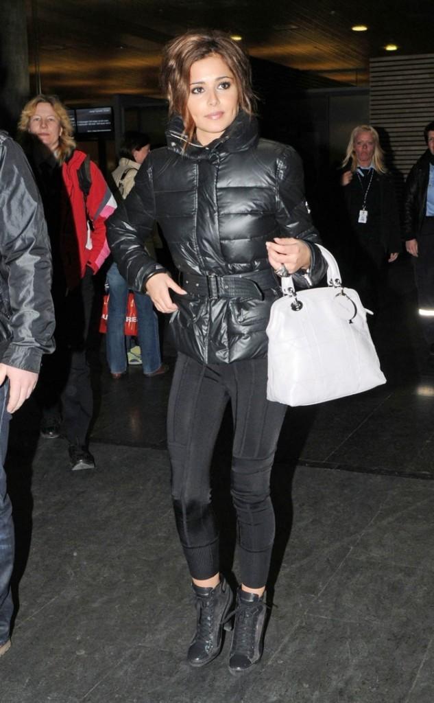 Cheryl Cole et le Lady Dior