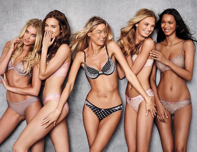 Photos: Elsa Hosk, Jac Monika, Jasmine Tookes... : les nouveaux Anges tous en lingerie pour Victoria's Secret !