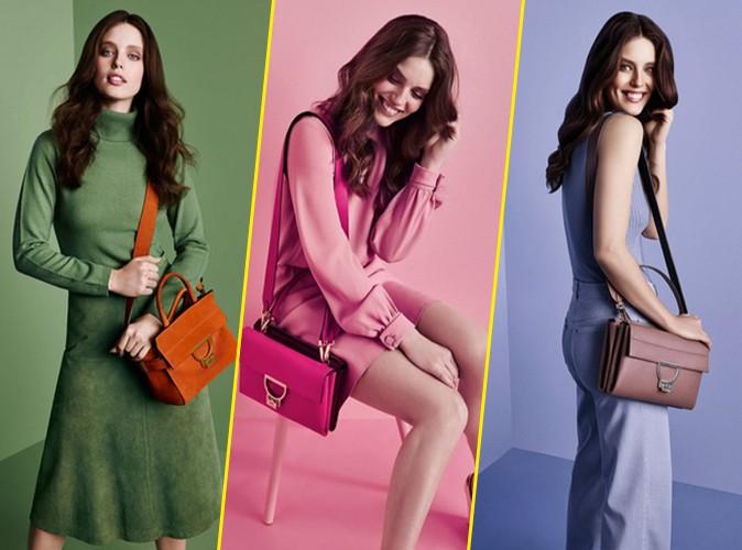 Photos : Emily DiDonato : colorée pour la dernière campagne Coccinelle !