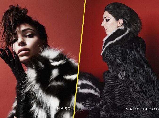 Photos :  Emily Ratajkowski et Sofia Coppola, transformées pour Marc Jacobs !